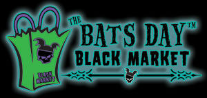 The Bats Day Black Market™ @ DoubleTree Suites by Hilton Hotel Anaheim Resort - Convention Center | Anaheim | California | United States